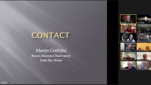 Martin Griffiths-Contact